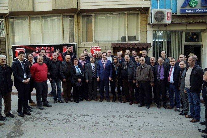 "Başkan Tok'tan ""Yaşam Parkuru"" Müjdesi"