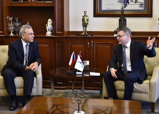Çek Cumhuriyeti Dışişleri Bakanı göçmenler için geldi