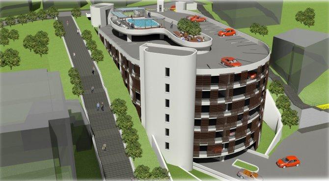 İzmir Büyükşehir, Hatay semtine üç fonksiyonlu otopark yapacak