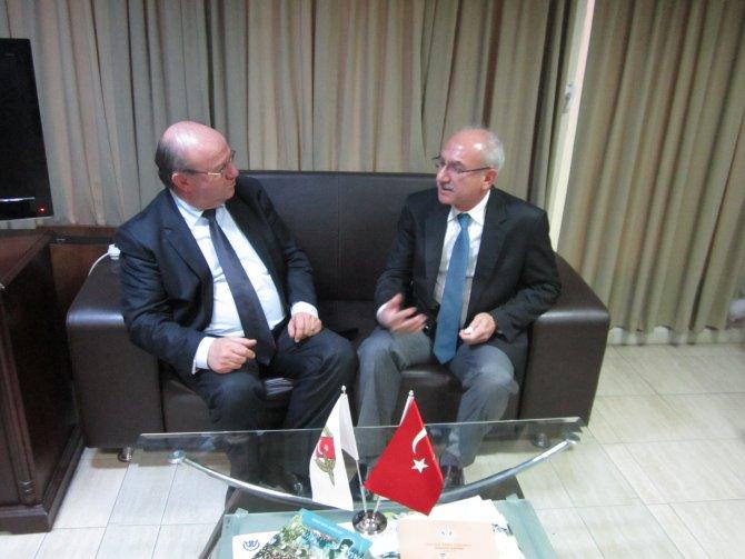 Rektör Prof. Dr. Serindağ: Kanuni Üniversitesi Adana için büyük şans