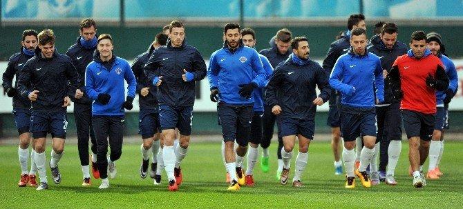 Kasımpaşa, Fenerbahçe Maçı Hazırlıklarını Sürdürdü