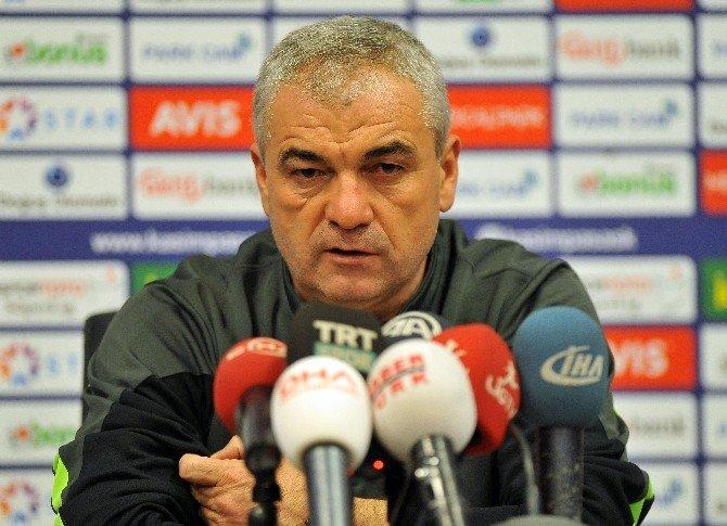 """Çalımbay: """"TEK Motivasyonumuz Fenerbahçe Maçı"""""""