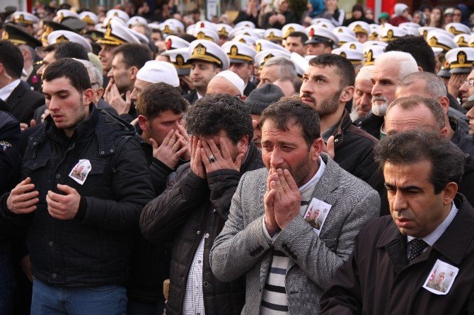 Şehit Subaşoğlu Gözyaşları İçerisinde Defnedildi
