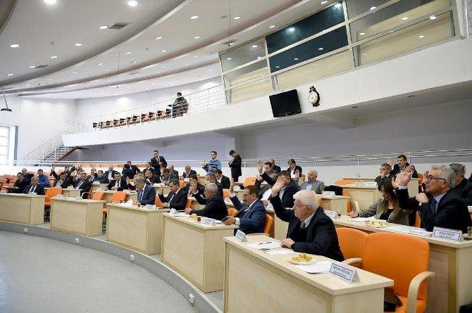 Büyükşehir Belediye Meclisi Toplantısı Yapıldı
