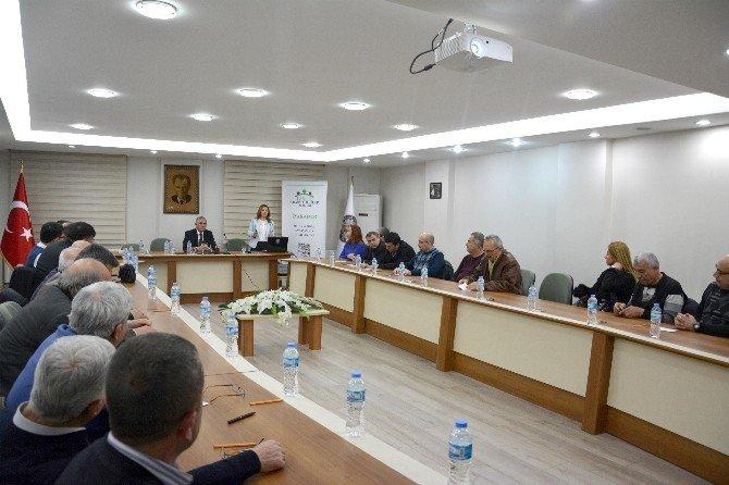Salihli'de Arabuluculuk Konferansı
