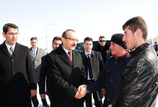 Muş Valisi Yavuz'dan Terör Örgütüne Sert Tepki