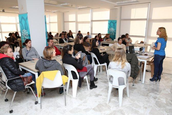 Nilüfer Belediyesi personeline iş güvenliği eğitimi