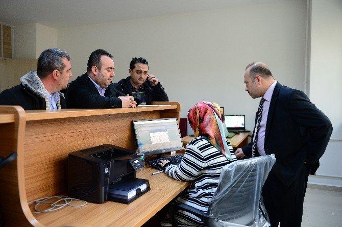 Onikişubat Belediyesi, Tapu Ve Kadastro Müdürlüğünde Birim Oluşturdu