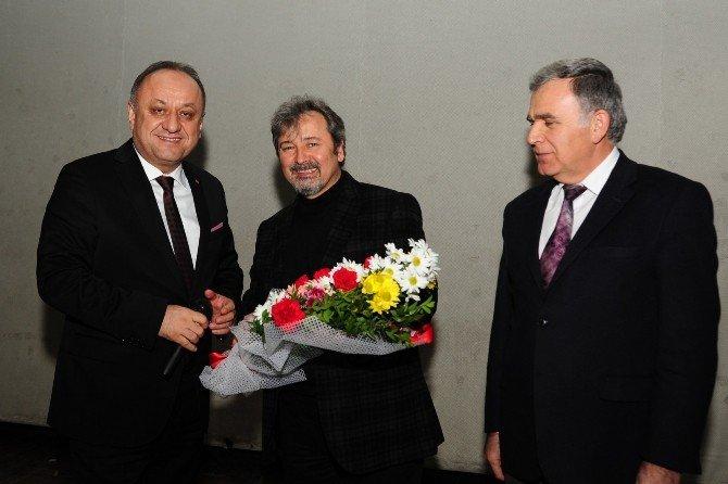 Prof. Cemaloğlu Öğrencilere Konferans Verdi