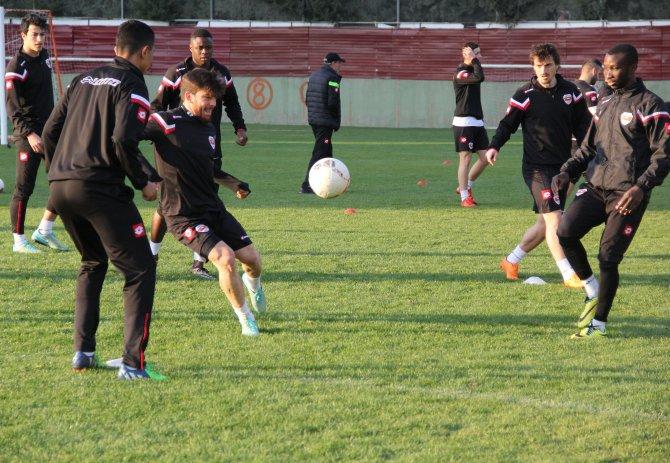 Adanaspor'da Denizli mesaisi sürüyor