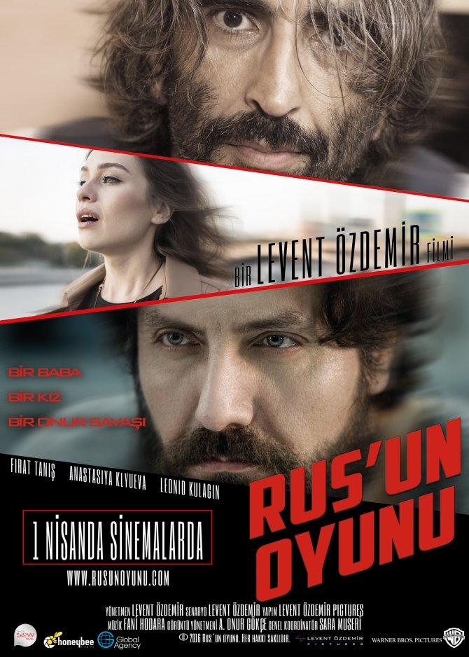 Rus'un Oyunu filminin fragmanı yayınlandı