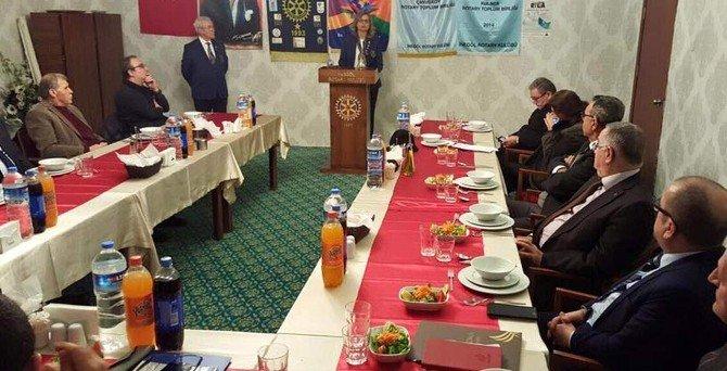 İnegöl Rotary Kulübü Ryla Hazırlıklarında Sona Geldi