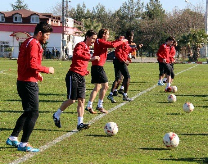 """Zeren: """"Mağlubiyetler Samsunspor'un Başını Yere Eğmez"""""""