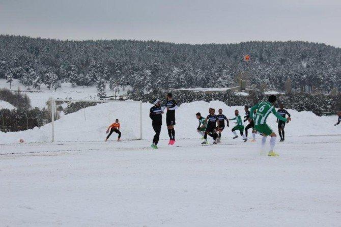 Sarıkamış Belediyespor: 3 Trabzon Kanuni Spor:0