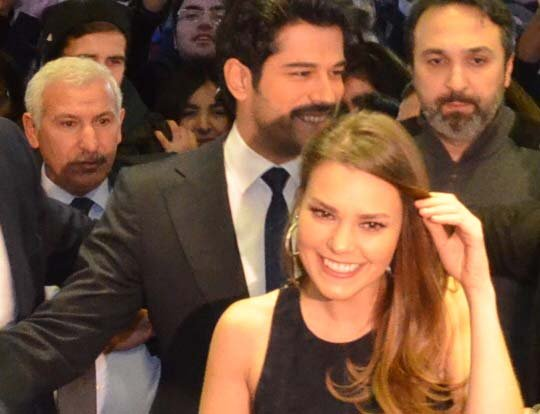 """""""Kardeşim Benim"""" filminin Bakü'de gala gecesi düzenlendi"""