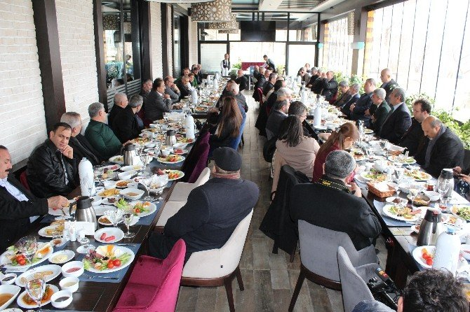 Türkiye Esnaf Ve Sanatkarlar Konfederasyonu (Tesk) Yönetim Kurulu Üyesi Şevket Keskin: