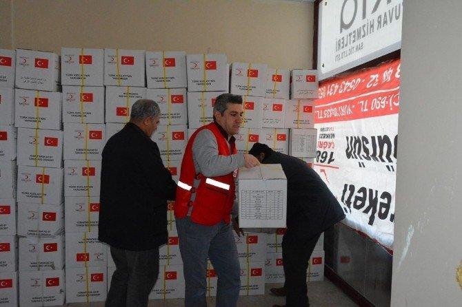 Cizre'den Gelen Ailelere Devlet Şefkati