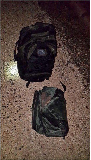 Sınırda 4 Adet Canlı Bomba Yeleği Ele Geçirildi