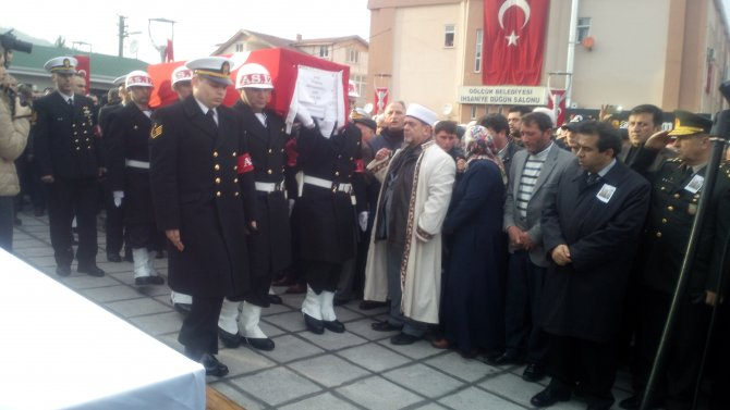 Terhisine 28 gün kala şehit olan Subaşıoğlu gözyaşları arasında toprağa verildi