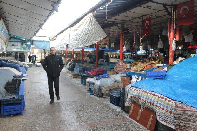 Sivas Sebze Hali'nin 58 yıllık içler acısı hali
