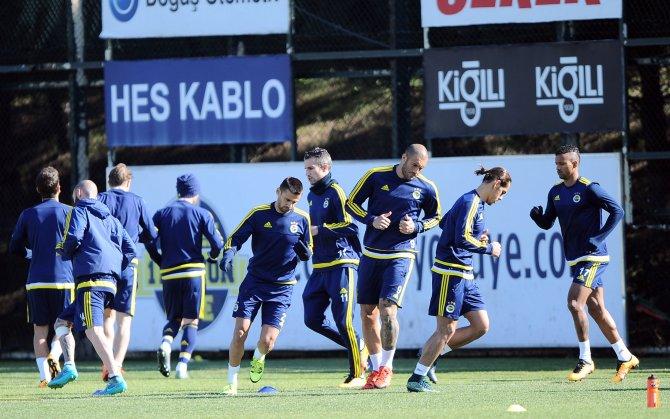 Fenerbahçe'de gözler Kasımpaşa maçına çevrildi