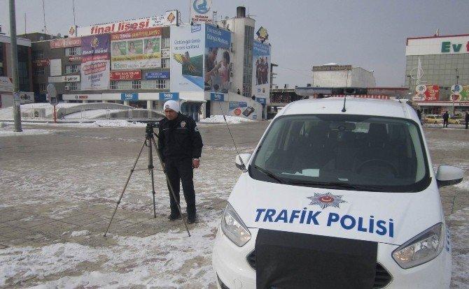 Erzincan'da Sürücülere Ceza Yağdı