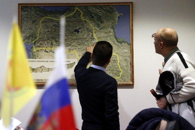 Moskova'da Pyd Temsilciliği Açıldı