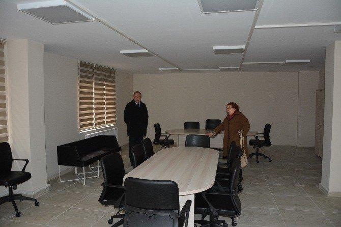 Teski Süleymanpaşa Hizmet Binası Mart Ayında Açılacak