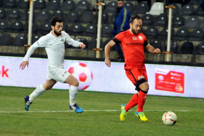 Akhisar Belediyespor: 1 - Galatasaray: 2