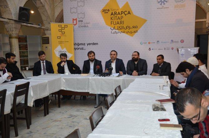 Arapça Kitap Fuarı'nın tanıtım toplantısı yapıldı