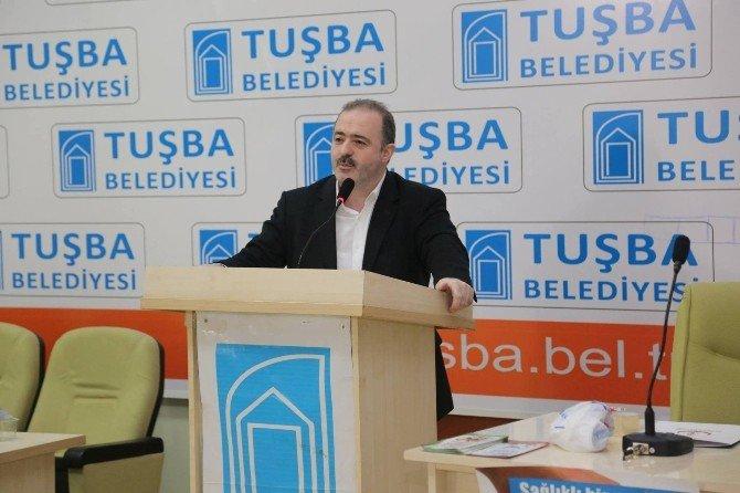 Tuşba Belediyesi Personeline 'Madde Bağımlılığı' Semineri