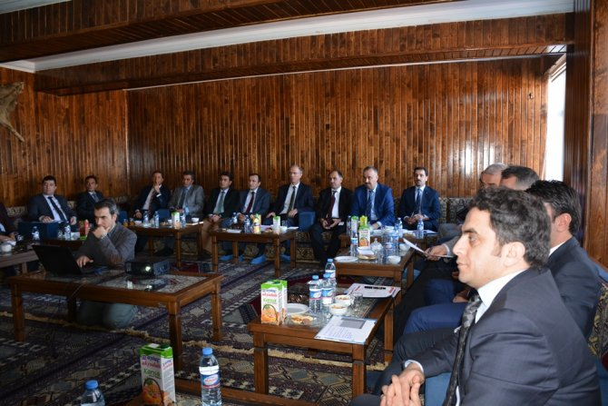 Yozgat'ta Eğitim Değerlendirme Toplantısı yapıldı