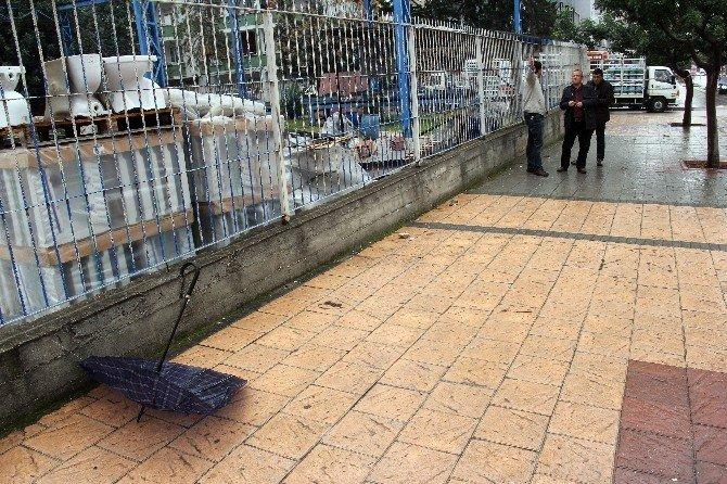 Ayrılan Sevgilisini Sokak Ortasında Vurdu