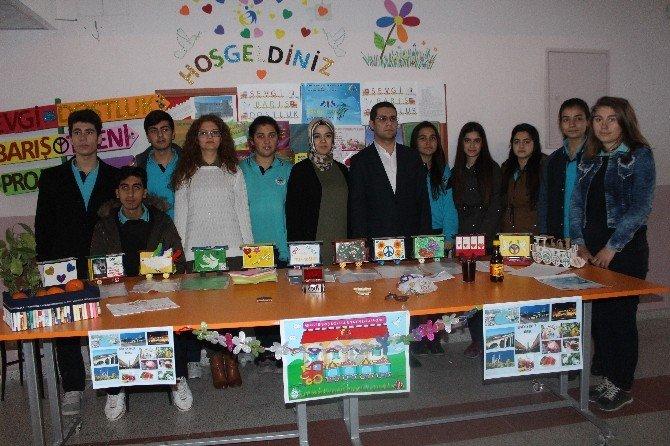 """Ceyhan'da """"Sevgi, Barış, Dostluk Treni"""" Projesi"""