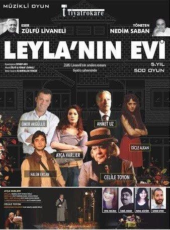 Leyla'nın Evi 19 Şubat Günü Bileciklilerle Buluşuyor