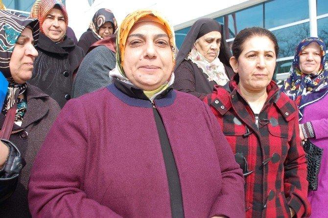 AK Partili Kadınlar CHP Genel Başkanı Kemal Kılıçdaroğlu'na Suç Duyurusu