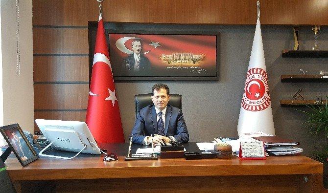 AK Parti'li Altunyaldız İcraatları Değerlendirdi