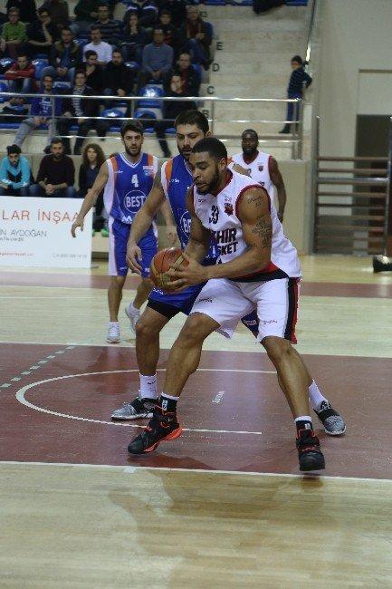 Eskişehir Basket, Adanaspor Mücadelesi