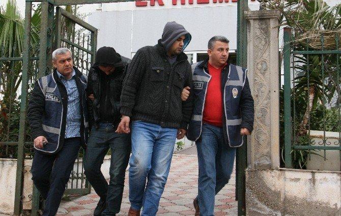 Antalya'da Cinayet Zanlısı 4 Şüpheli Yakalandı