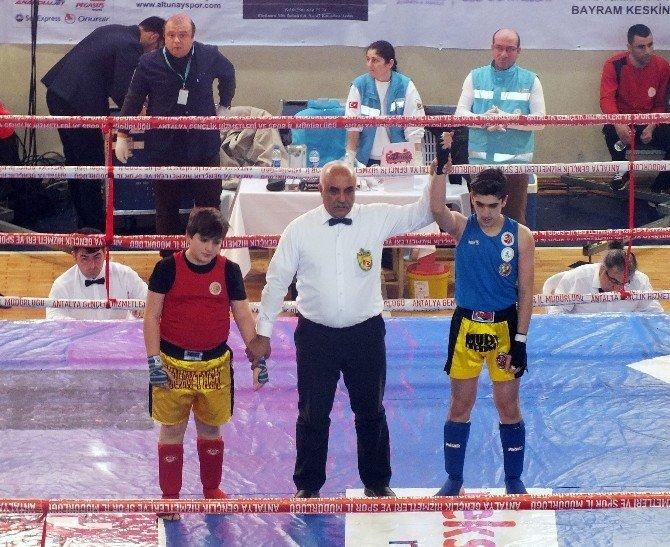 Halk Eğitim Merkezinde Kurs Alıp Türkiye Şampiyonu Oldu