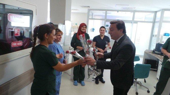 Bartın TSO'dan 'Şifa Veren Ele Vefa' Ziyareti