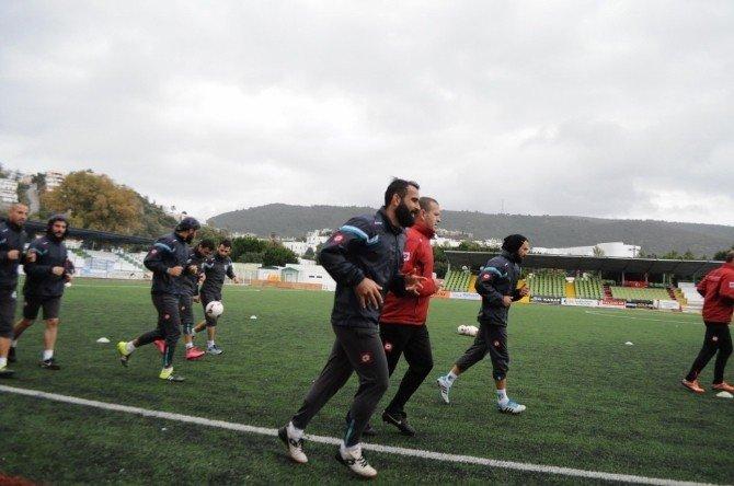 Bodrumspor Bu Hafta Antalya Deplasmanında