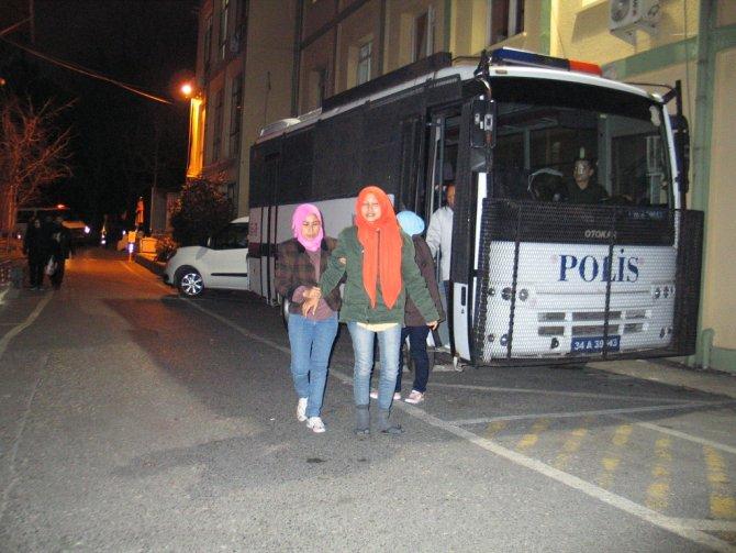 Çalışma vaadiyle kandırılan Uzakdoğulu kadınları polis kurtardı