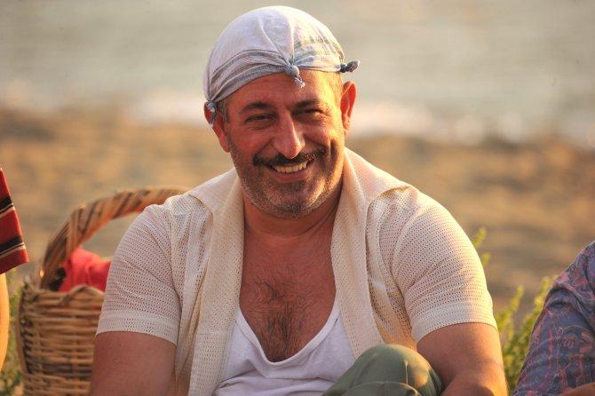 'İftarlık Gazoz' filminin kamera arkası görüntüleri