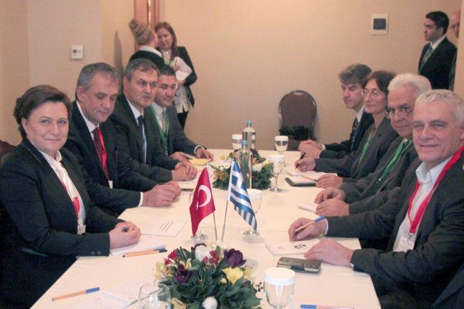 Çevre Bakanı Sarı, Atina'da COP 19 bakanlar oturumuna katıldı