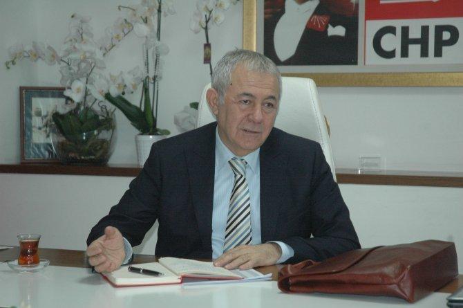 CHP İl Başkanı Yüksel: Bakanlıklara bağlı birimler sopa gibi kullanılıyor