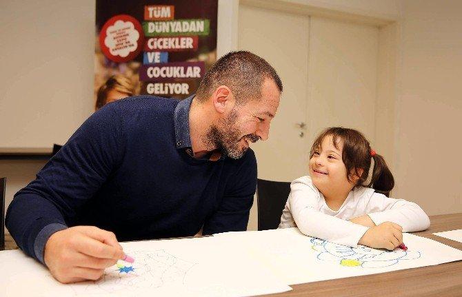 Oyuncu Altınyaka'dan EXPO 2016 Mandala Etkinliğine Destek