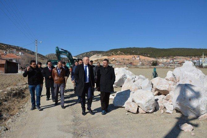 DSİ Genel Müdür Yardımcısı ACU Antalya'da