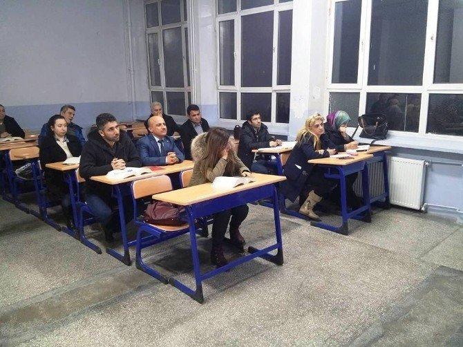 Eğitim-bir-sen'den Müdür Yardımcılığı Sınavına Hazırlık Kursu