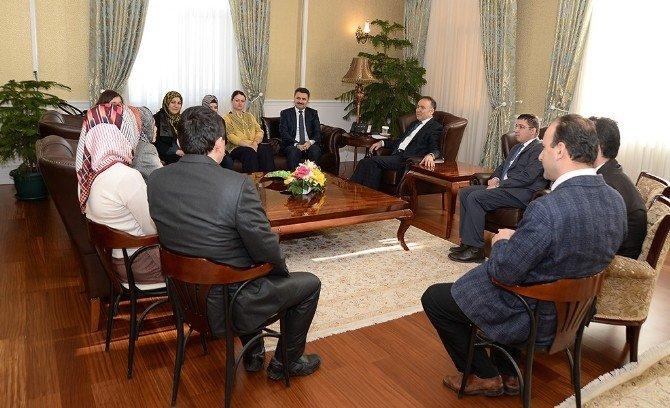 Erzurum Avrupa'ya Uçuyor - 3 Projesi Tamamlandı